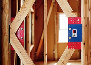 アーネストワンの制震装置(SAFE365)