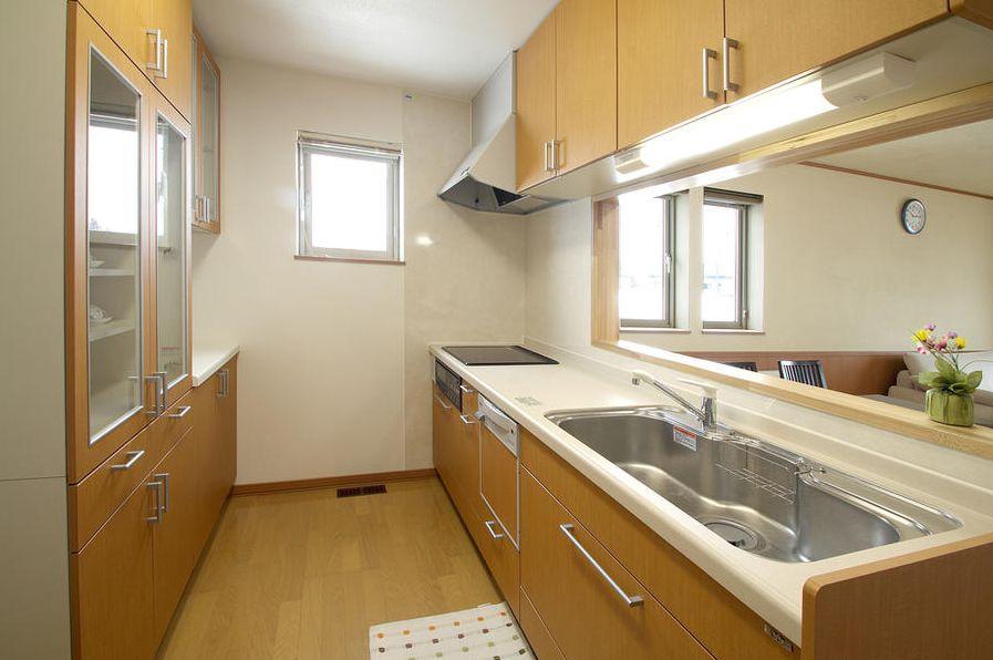 ワンズホーム 建築実例3 キッチン内装