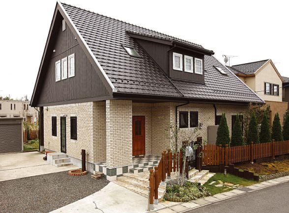 北洲ハウジング 建築実例2