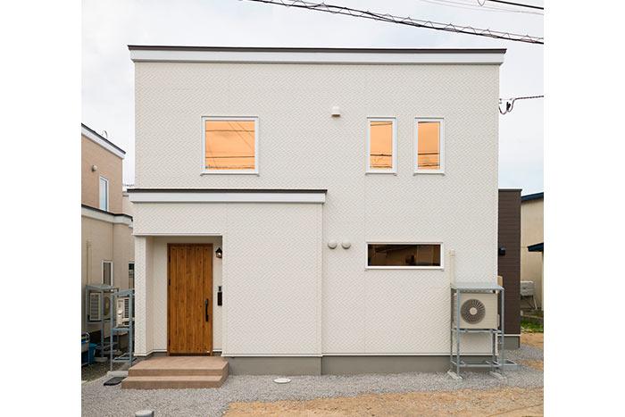 ハシモトホームの建築実例1