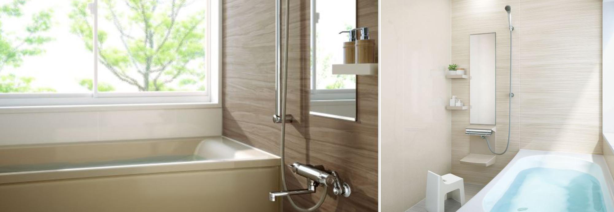 アゲルホーム バスルーム 標準装備