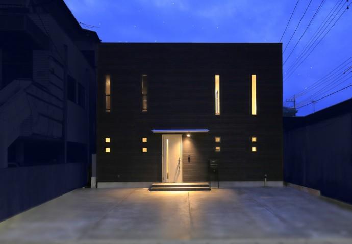 栃木建築社 実例 外観2