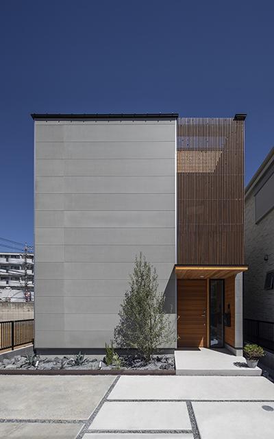 アールプラスハウスの建築実例01