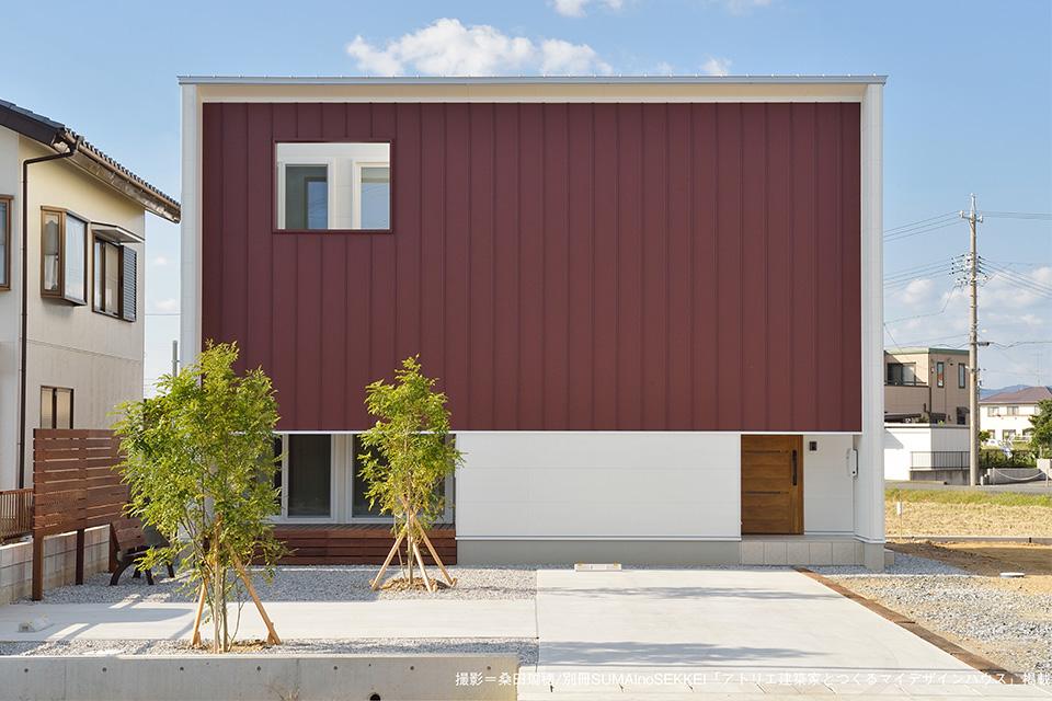 アールプラスハウスの建築実例05