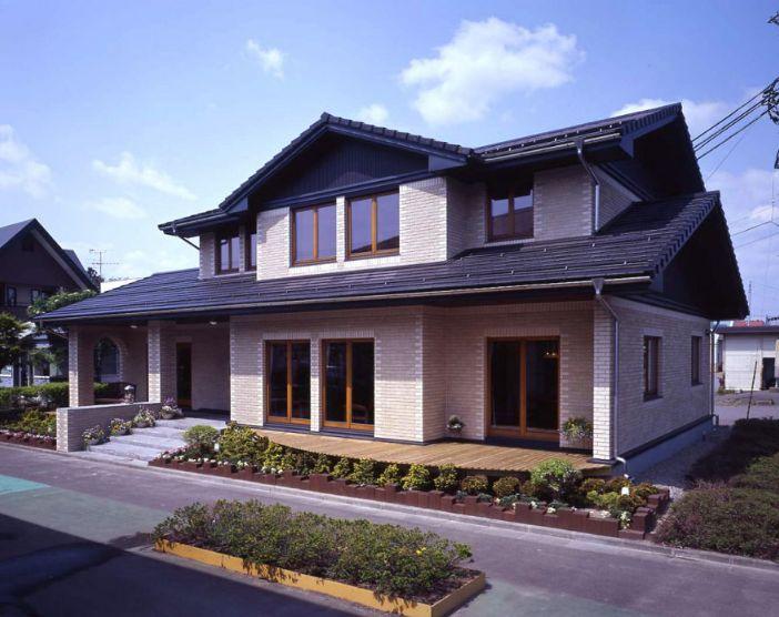 北洲ハウジング USUKO(ウスコ) 建築実例1