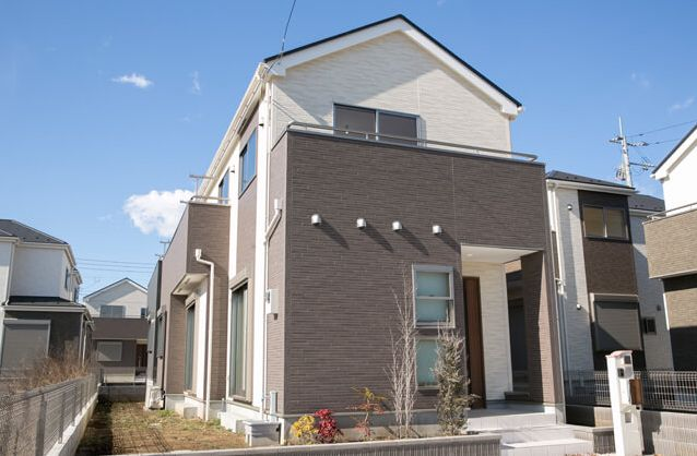 タクトホーム 建築実例1