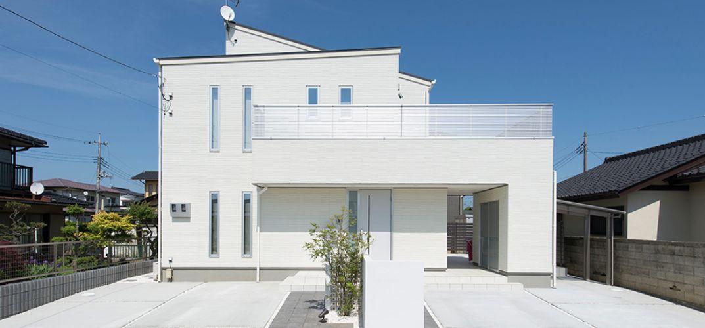 ノーブルホーム 建築実例4