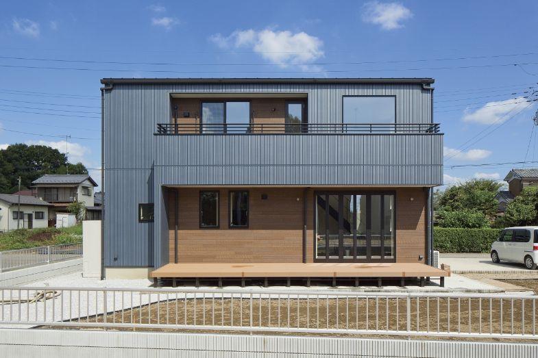 アルネットホーム 建築実例1