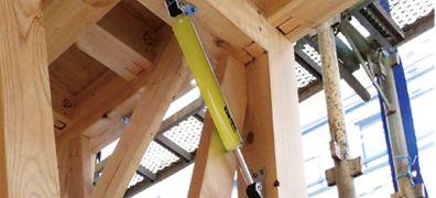 近藤建設の制震ダンパー