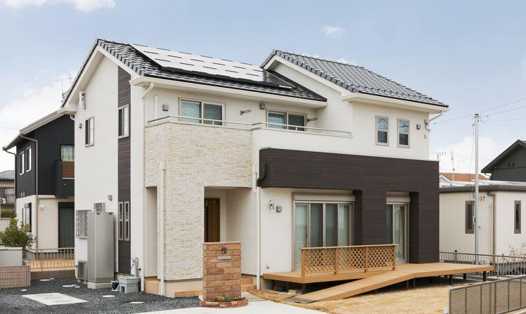 富士住建 建築実例1