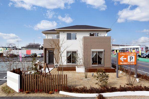 ケイアイスター不動産 はなまるハウス 建築実例3