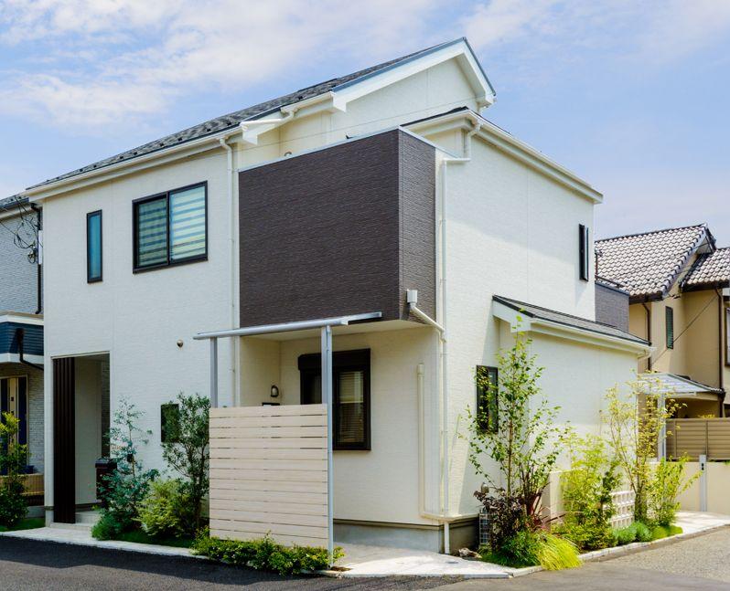 飯田産業 建築実例1