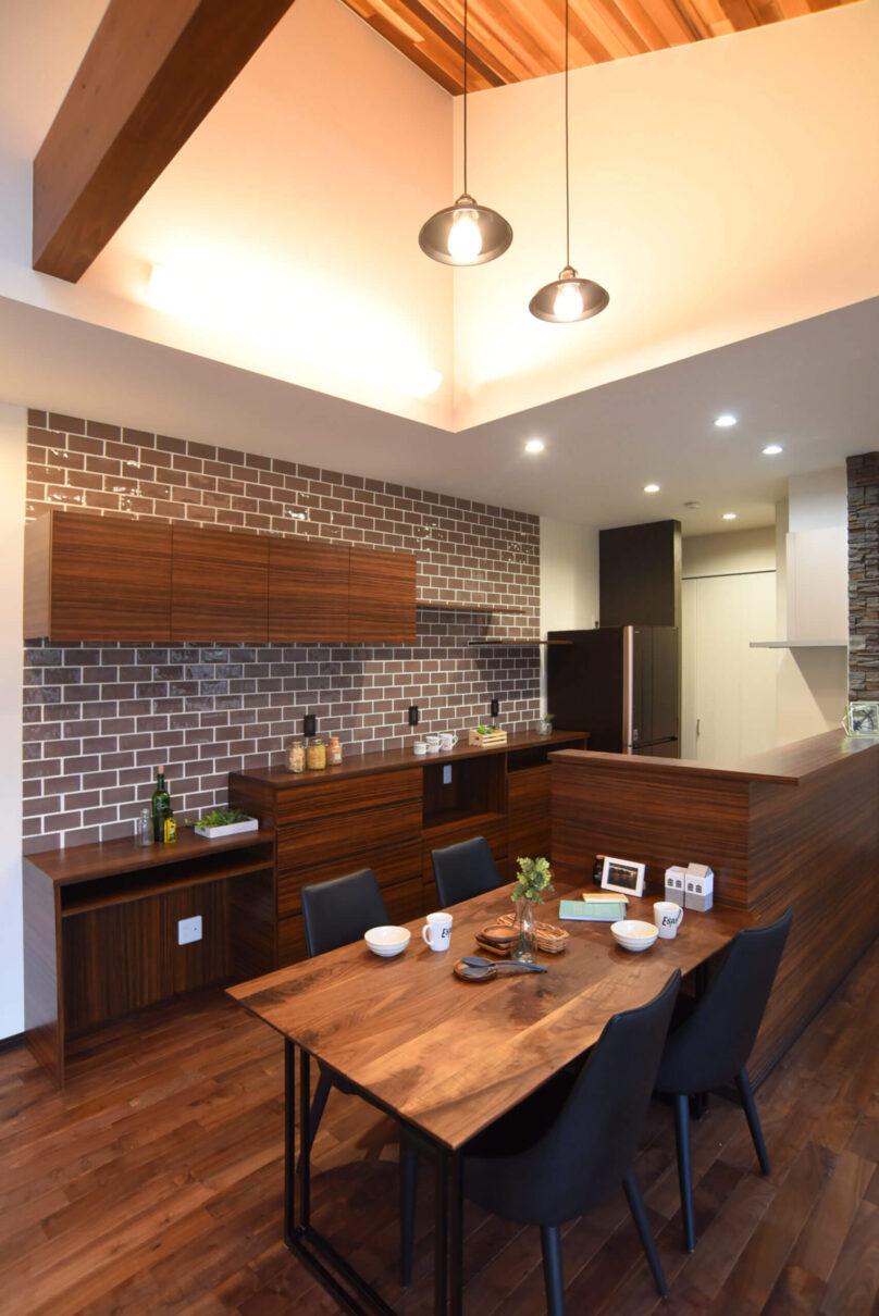 永和住宅キッチン実例