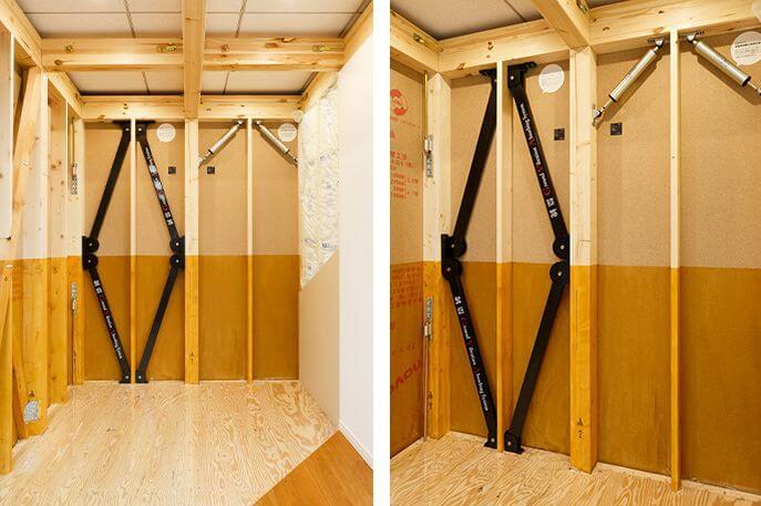 オープンハウス 制震システム
