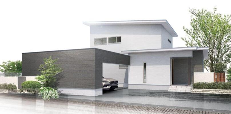石友ホームの建築実例1