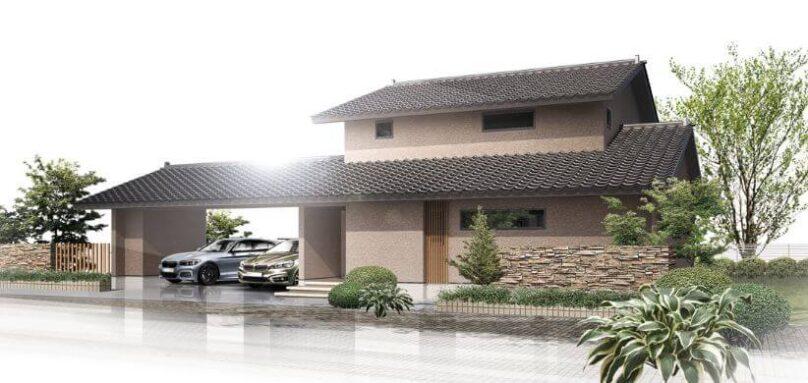 石友ホームの建築実例3