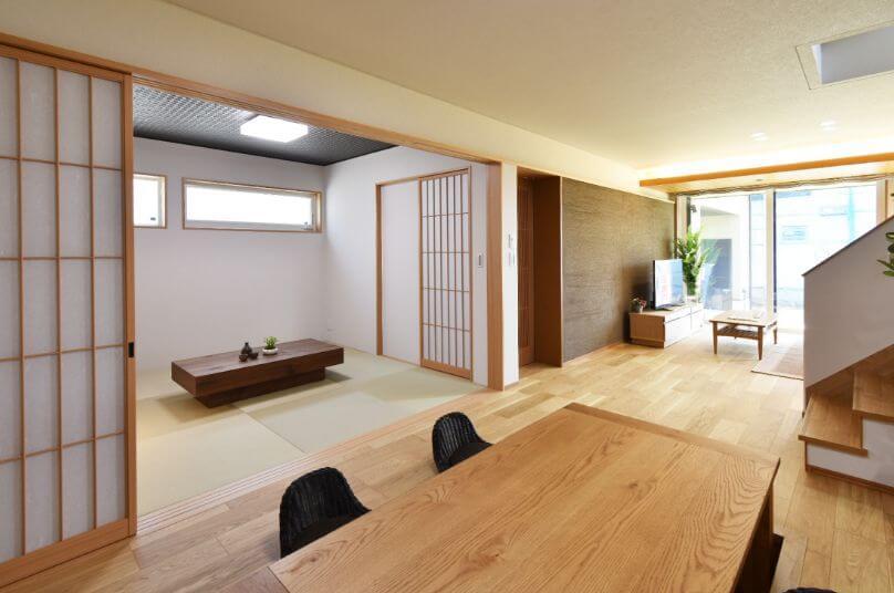 石友ホームの建築実例4