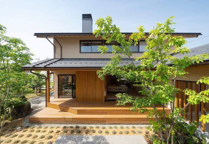 永森建設の建築実例1