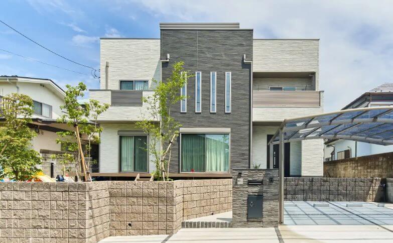 桧家住宅の建築実例3
