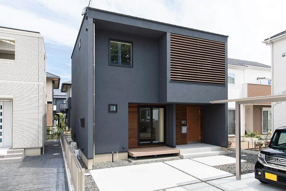 R+house(アールプラスハウス)外観画像