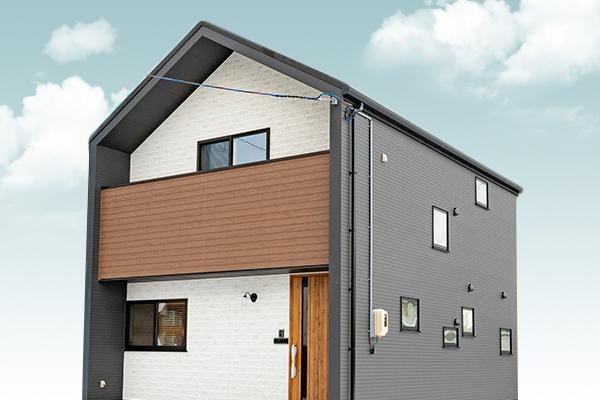 規格住宅 「Tino(ティノ)」外観画像