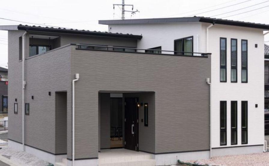 カスタムオーダーの家「コノイエ」外観画像
