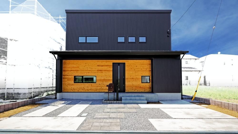 東洋ハウジングの注文住宅外観画像
