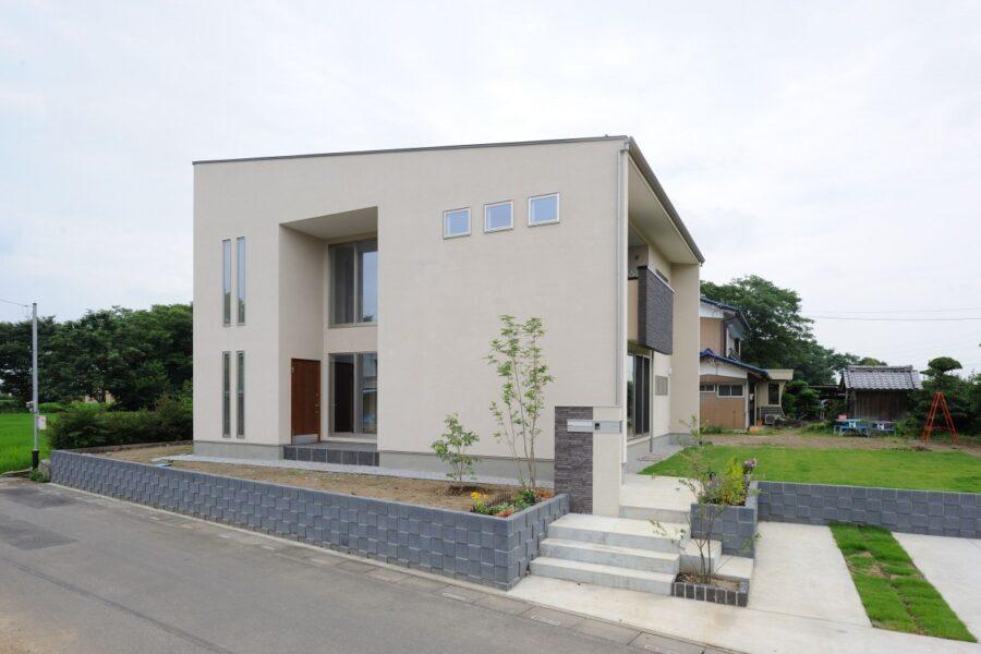 剛木の家(重量木骨の家)外観画像