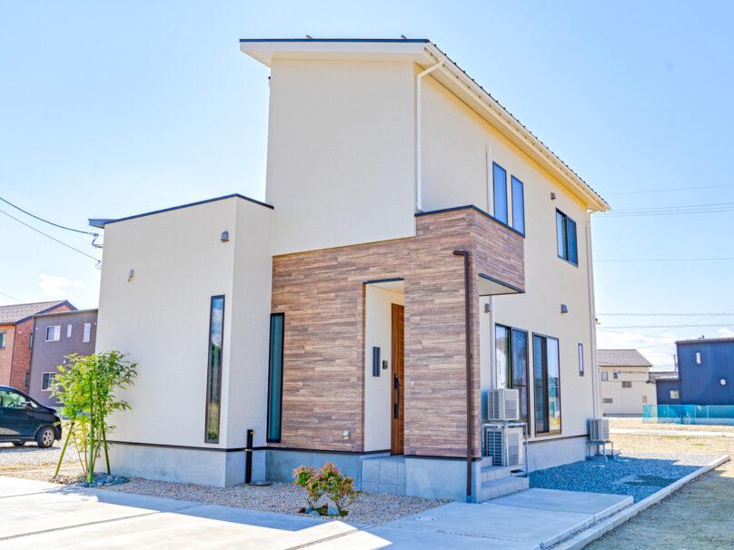 SL-J「規格住宅」外観画像