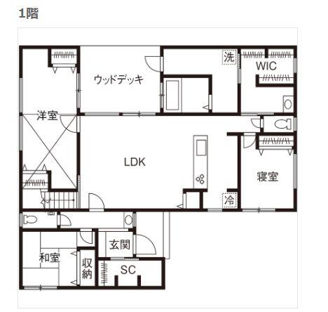 スタジオ・チッタの注文住宅②内覧画像2