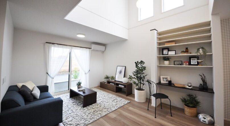 フジ住宅の自由設計の家づくり内覧画像1
