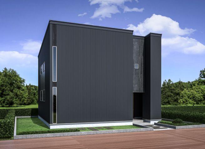 建築家とつくる家外観画像