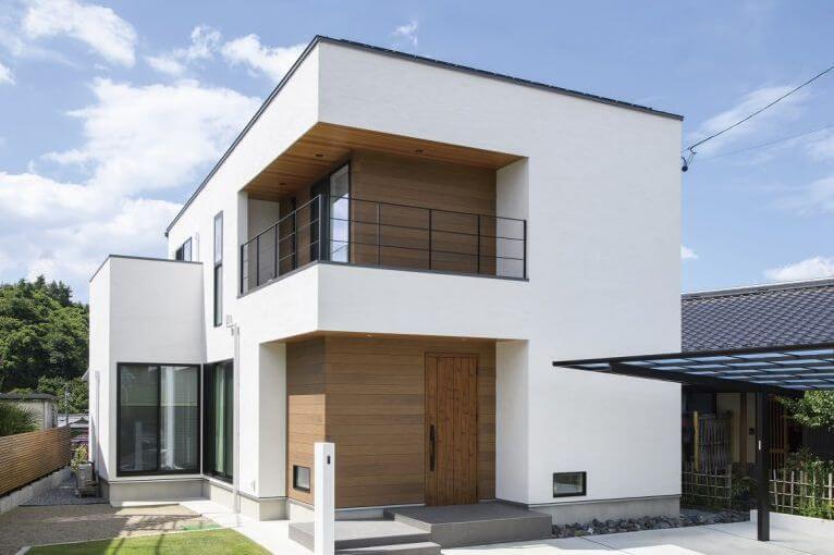 アールギャラリーの建築実例1