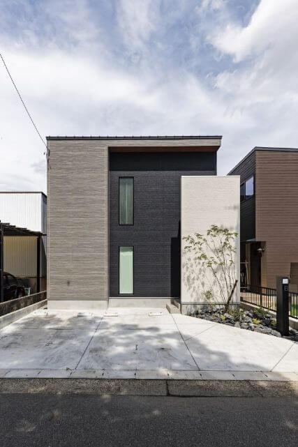 アールギャラリーの建築実例3
