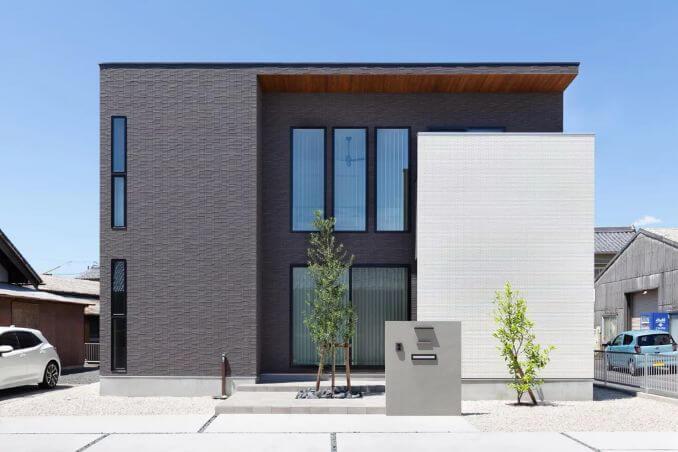 クラシスホームの建築実例1