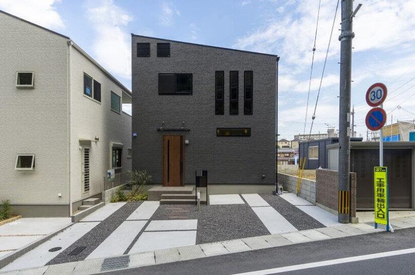 高栄ホームの建築実例1