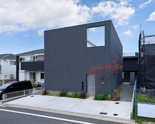 ゼロホームの建築実例3