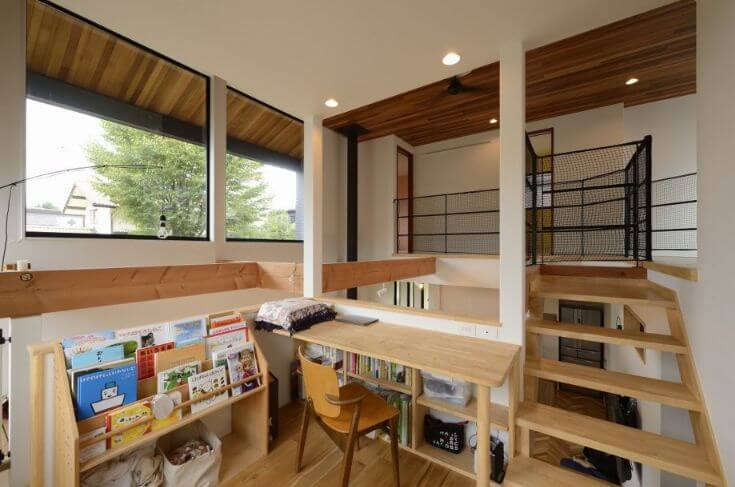 楓工務店の建築実例4