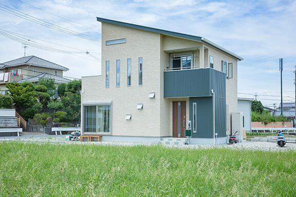 紀の国住宅の建築実例1