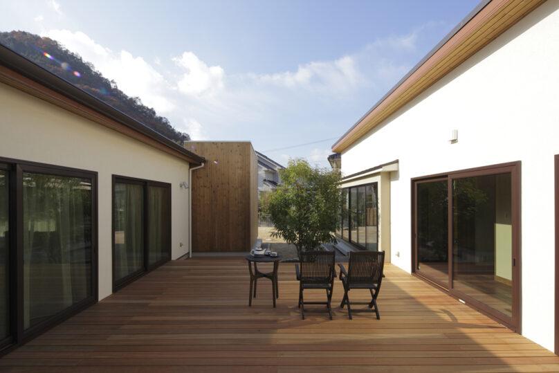 創建ホームの平屋実例