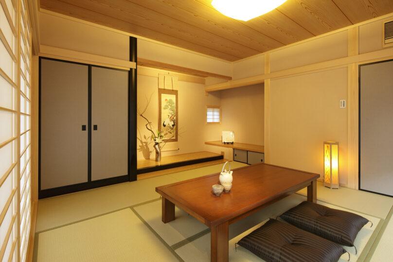 創建ホームの平屋実例4