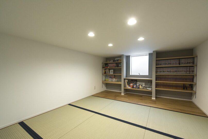 創建ホームの実例4