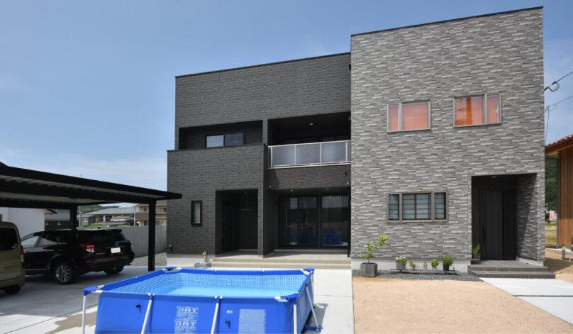 ファーストホームのフル装備の家外観画像