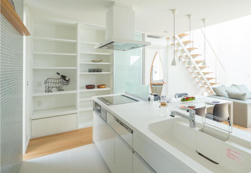 日興ホームのコンセプト住宅内覧画像1