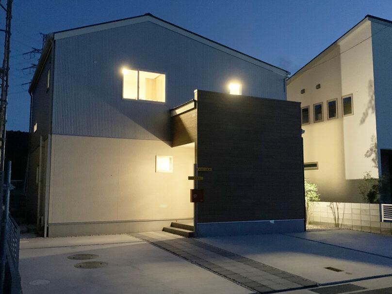 セレクト住宅「ワンダークラフト」外観画像