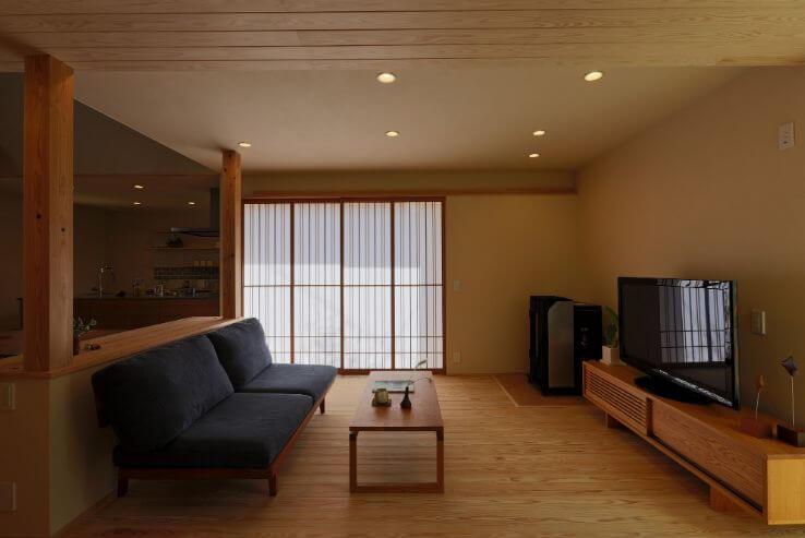 安成工務店の建築実例2