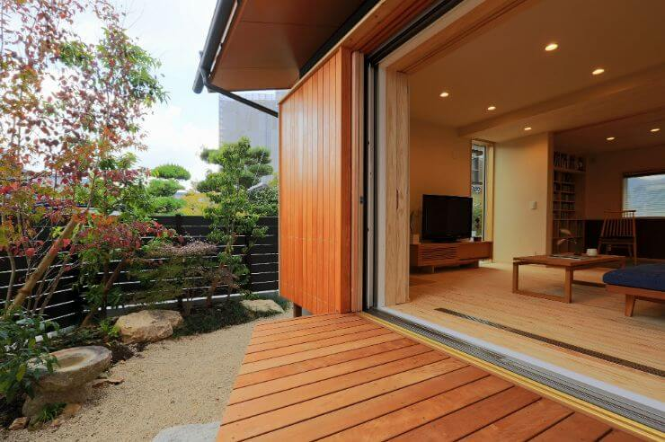 安成工務店の建築実例3