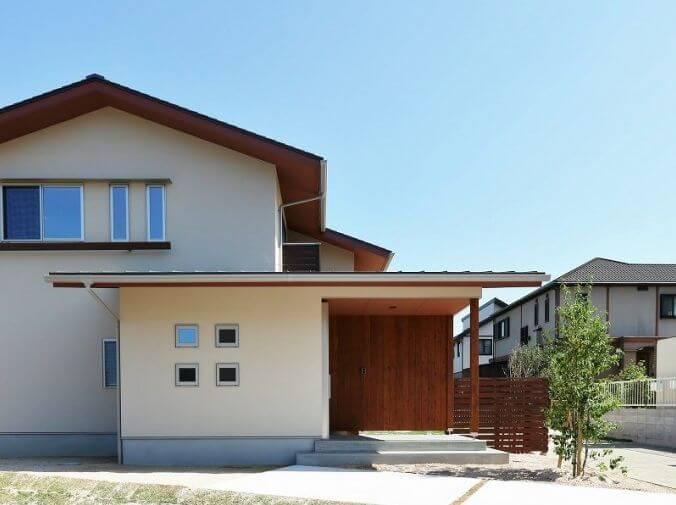 安成工務店の建築実例4