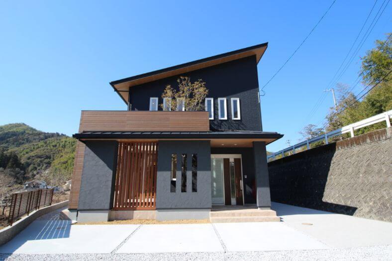 益岡工務店の建築実例1