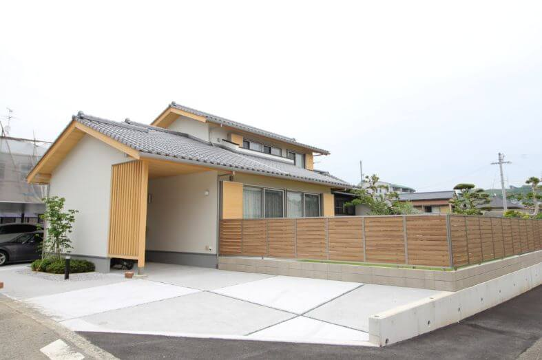 益岡工務店の建築実例3